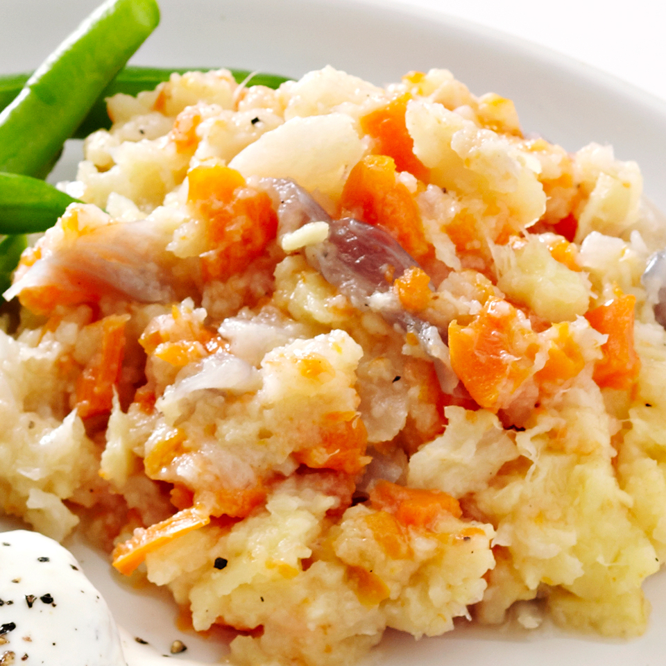 Mashed Root Vegetables Diabetic Living Magazine