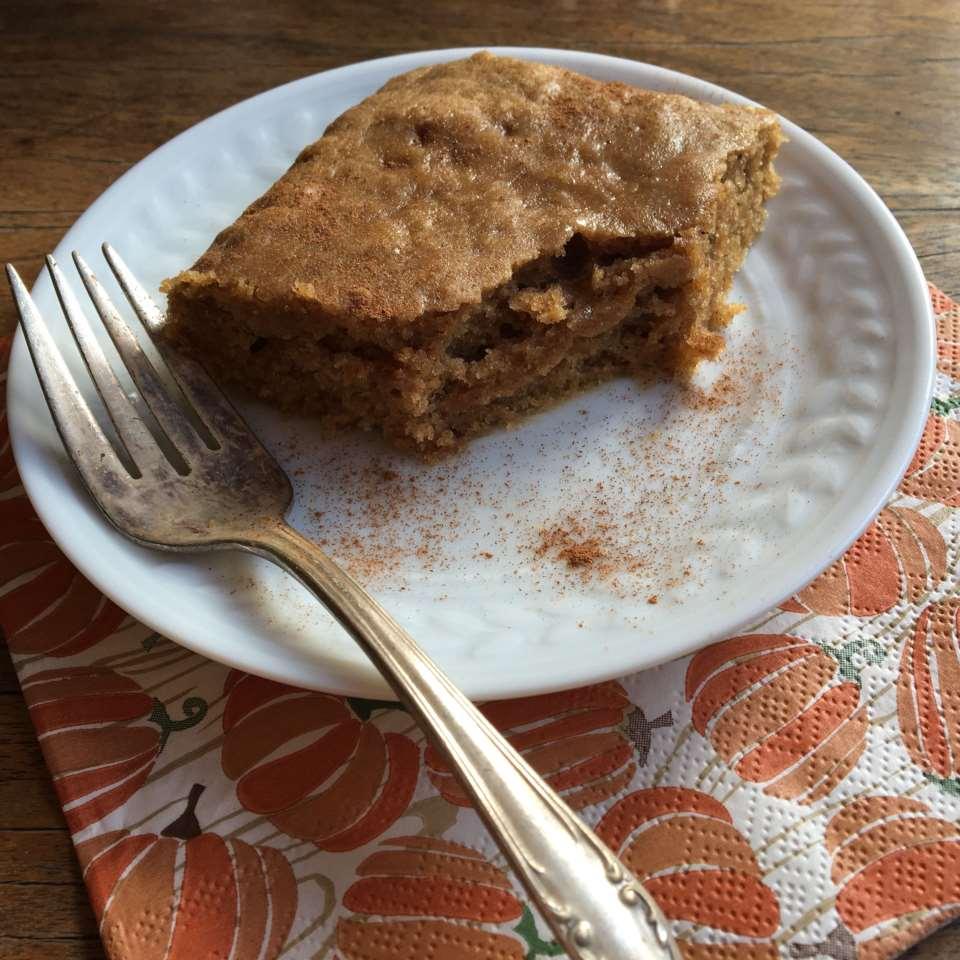 Vegan Pumpkin Spice Cake Diana Moutsopoulos