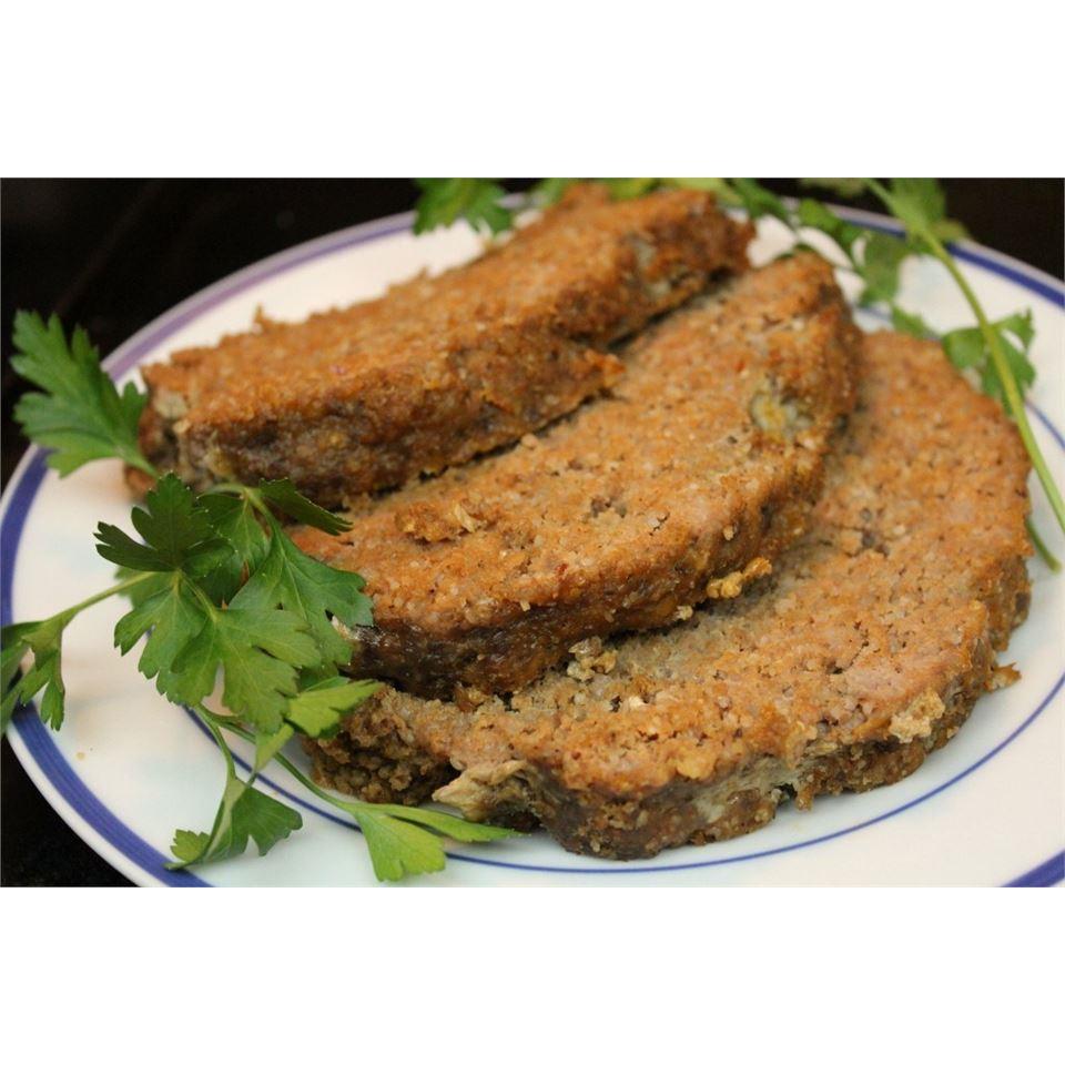 Slow Cooker Sausage 'n' Grits Meatloaf Melissa Goff