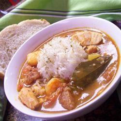 Creole Gumbo Kara Thibodeaux