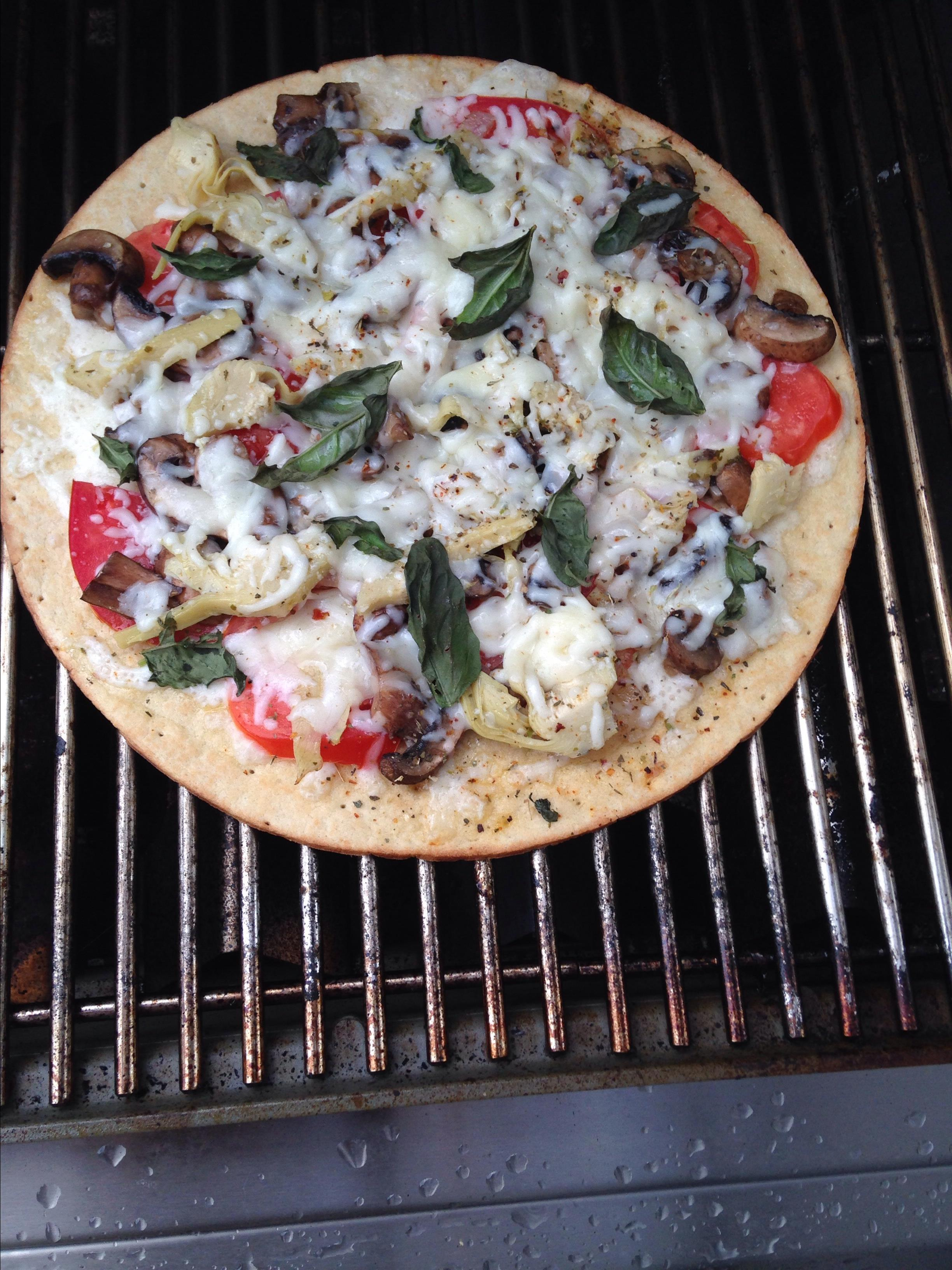 California Grilled Pizza Reynolds Kitchens(R)