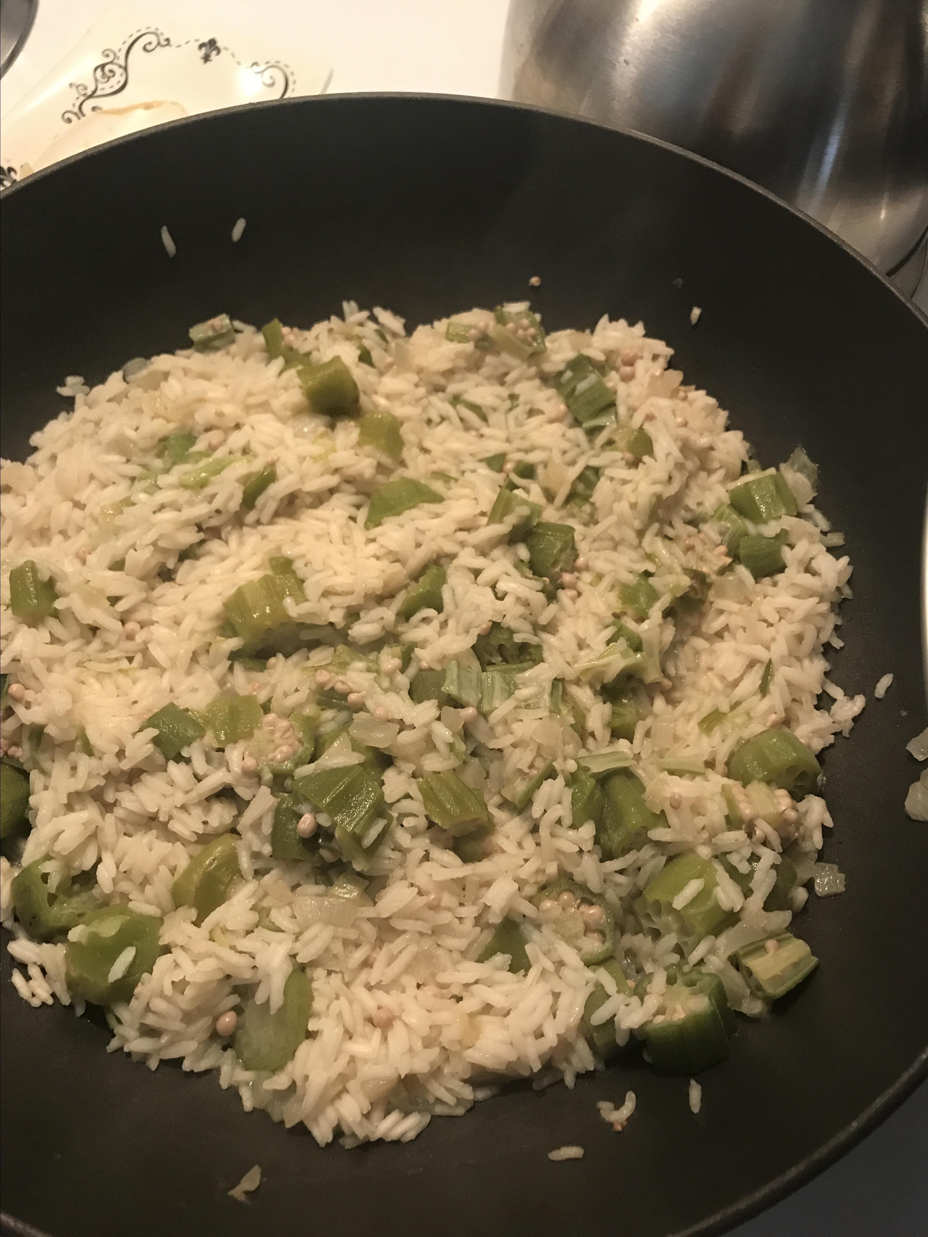 Okra Rice NCREE