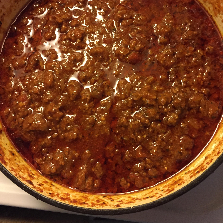 Mom's Quick Pasta Sauce jacque