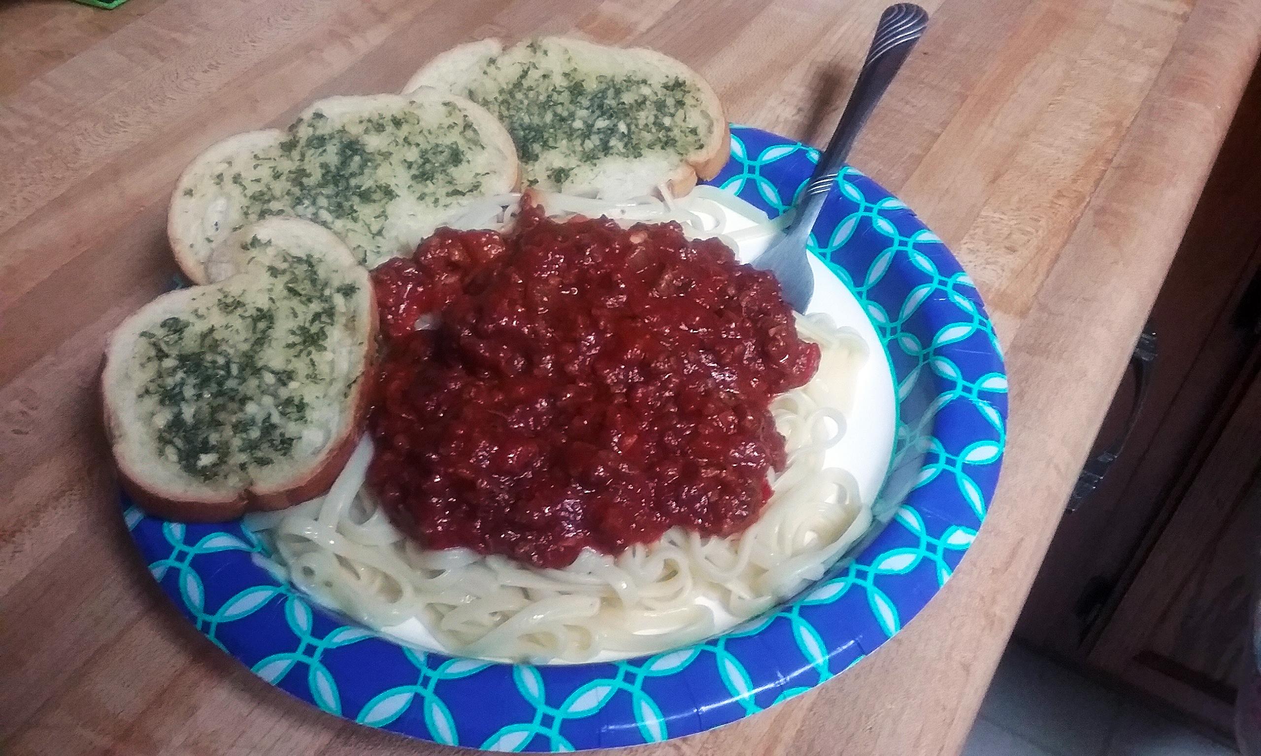 Wedding Gift Spaghetti Sauce MydnyteSyn