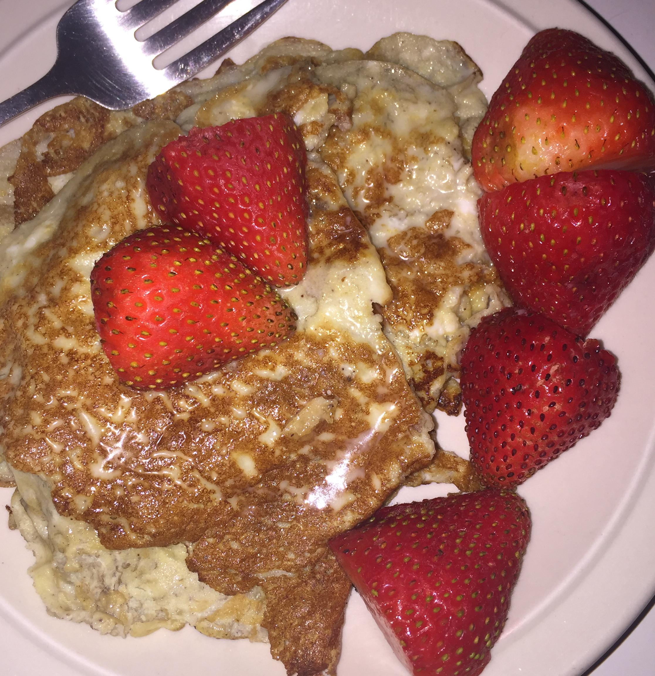 3-Ingredient Pancakes Elli S