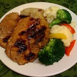 Honey Pork Fillets