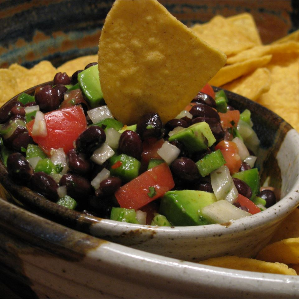 Texas Caviar with Avocado Lindsay Anderson