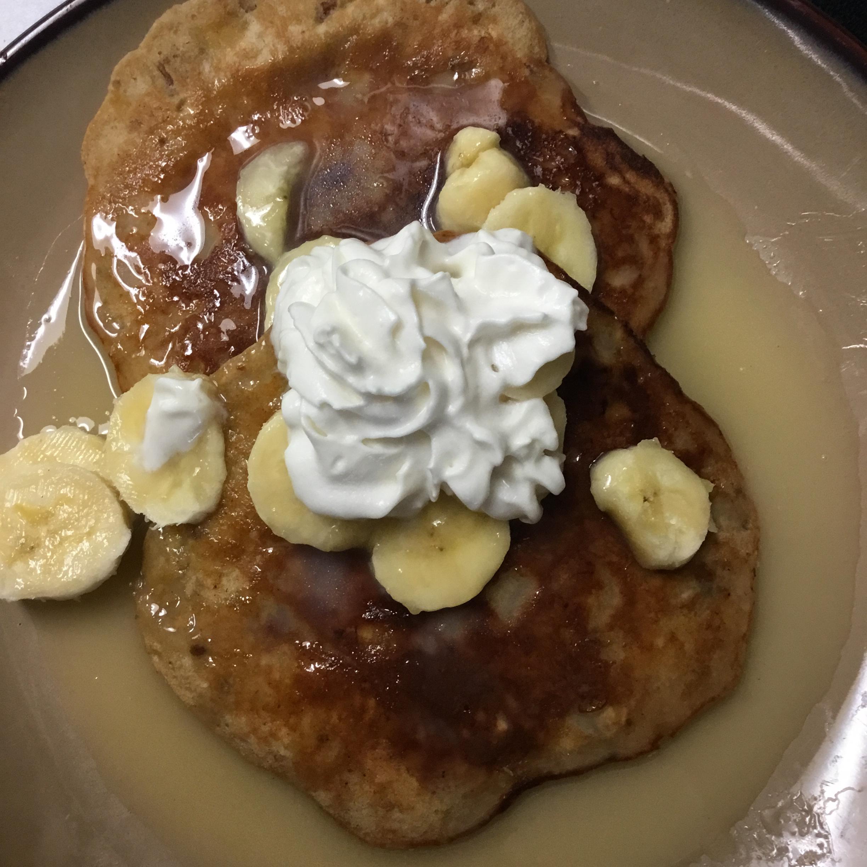 Banana Pancakes I Angela Stone