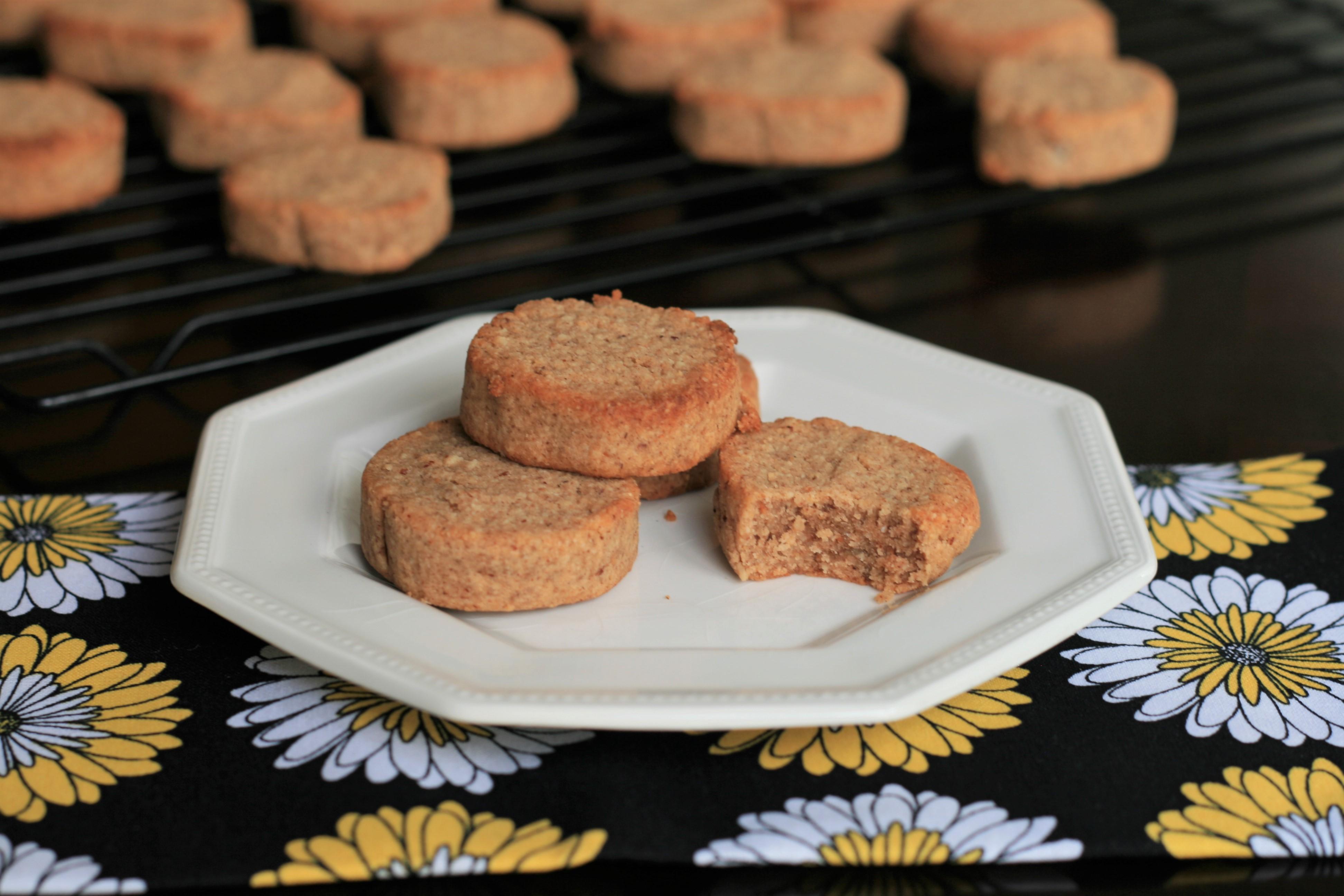 Keto Vanilla-Cinnamon Cookies