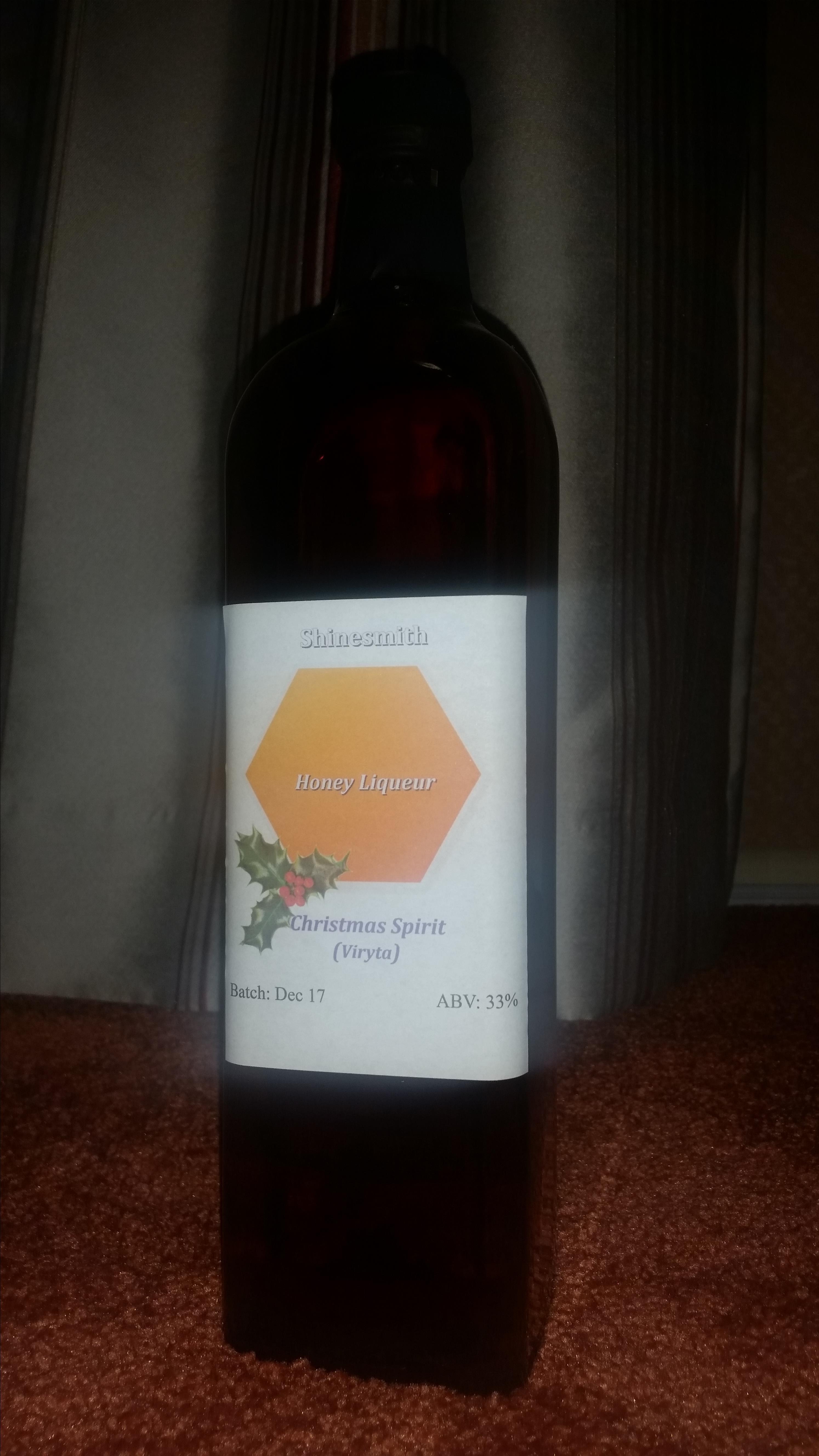 Viryta (Lithuanian Honey Liqueur)