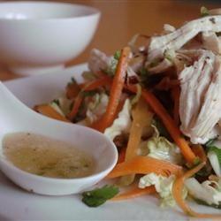 Vietnamese Chicken Salad Catkin