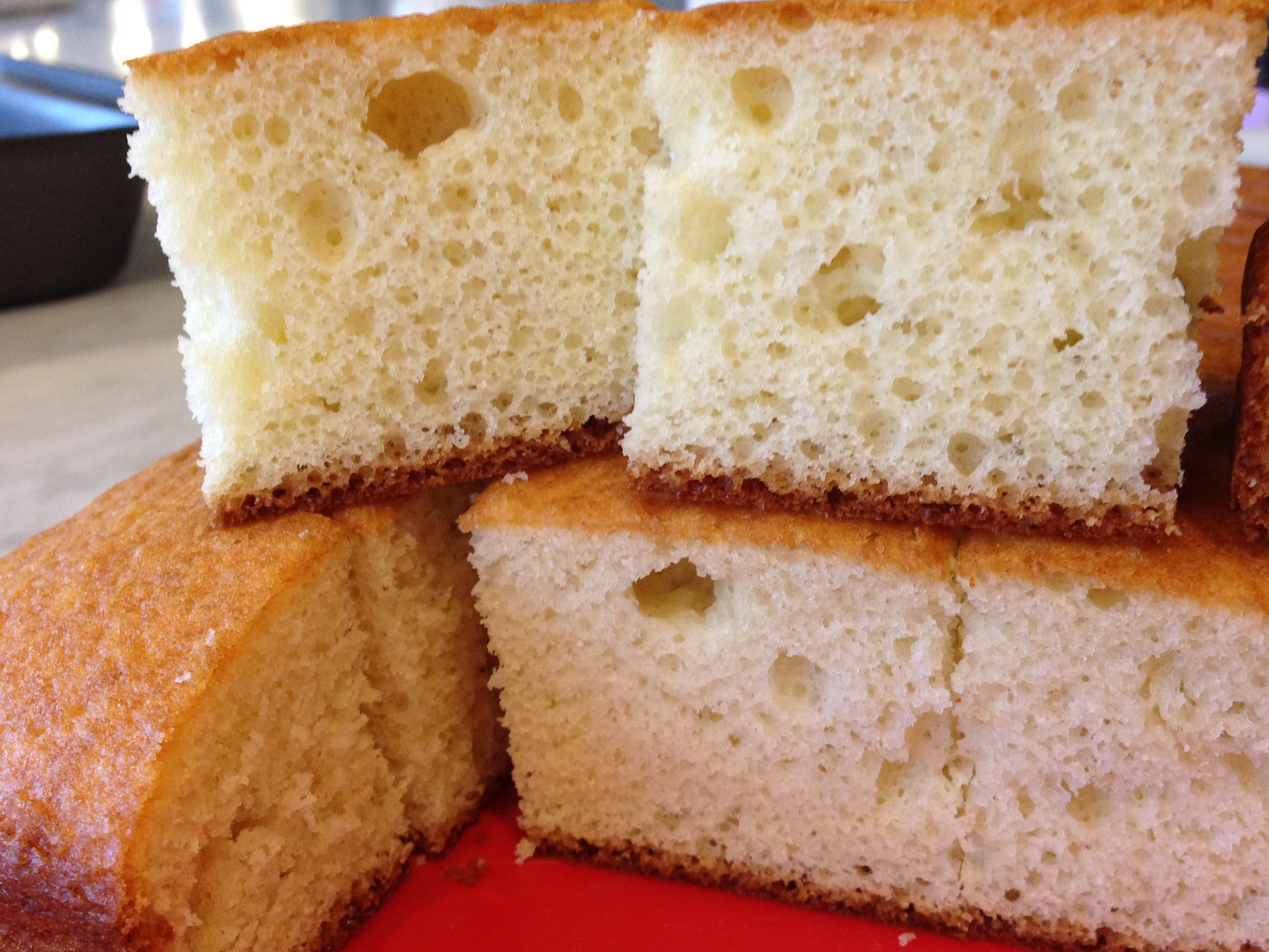 Coconut Milk Cake Mix Cake
