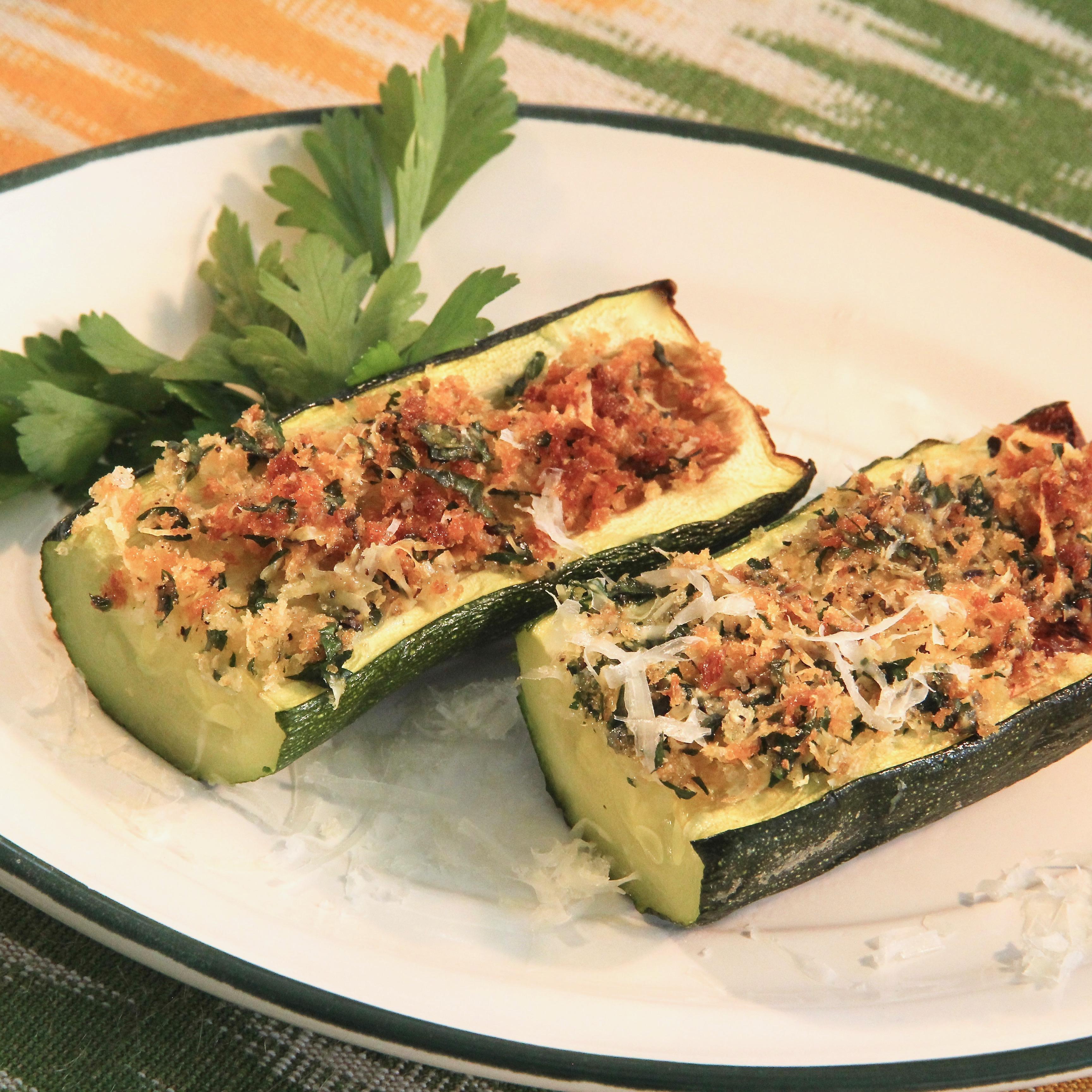 Zucchini gratin lutzflcat