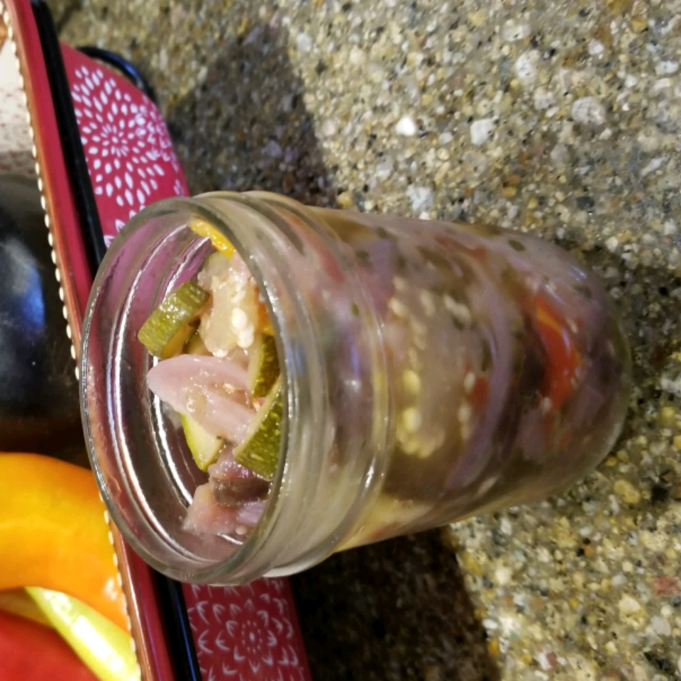 Chef John's Eggplant Escabeche Nila Maxwell