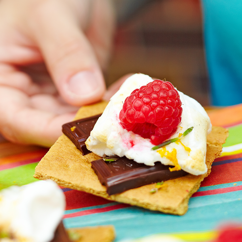 Grown-Up S'mores Diabetic Living Magazine