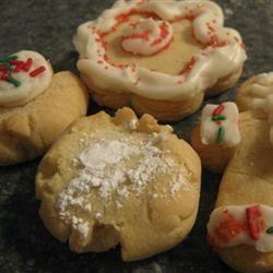 Powdered Sugar Cookies III Diana