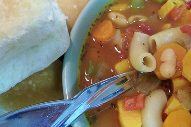 sweet potato minestrone recipe