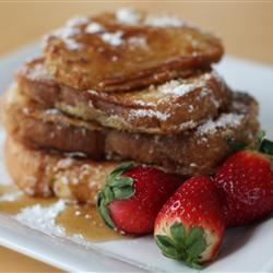 Dairy-Free Coconut French Toast