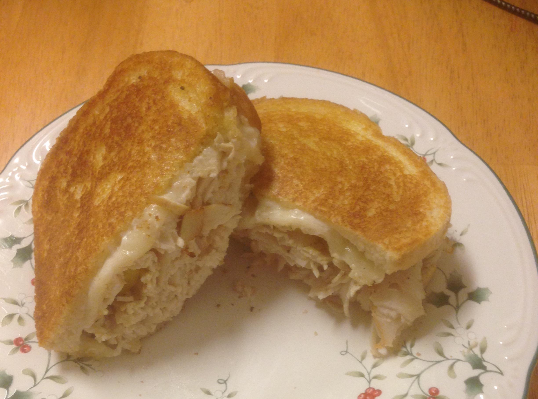 Grilled Hot Turkey Sandwiches Chi S. Sarmeol