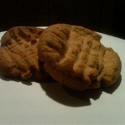 Peanut Butter Cookies I Gabi Dotson