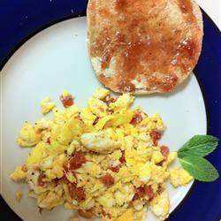 Feta Eggs