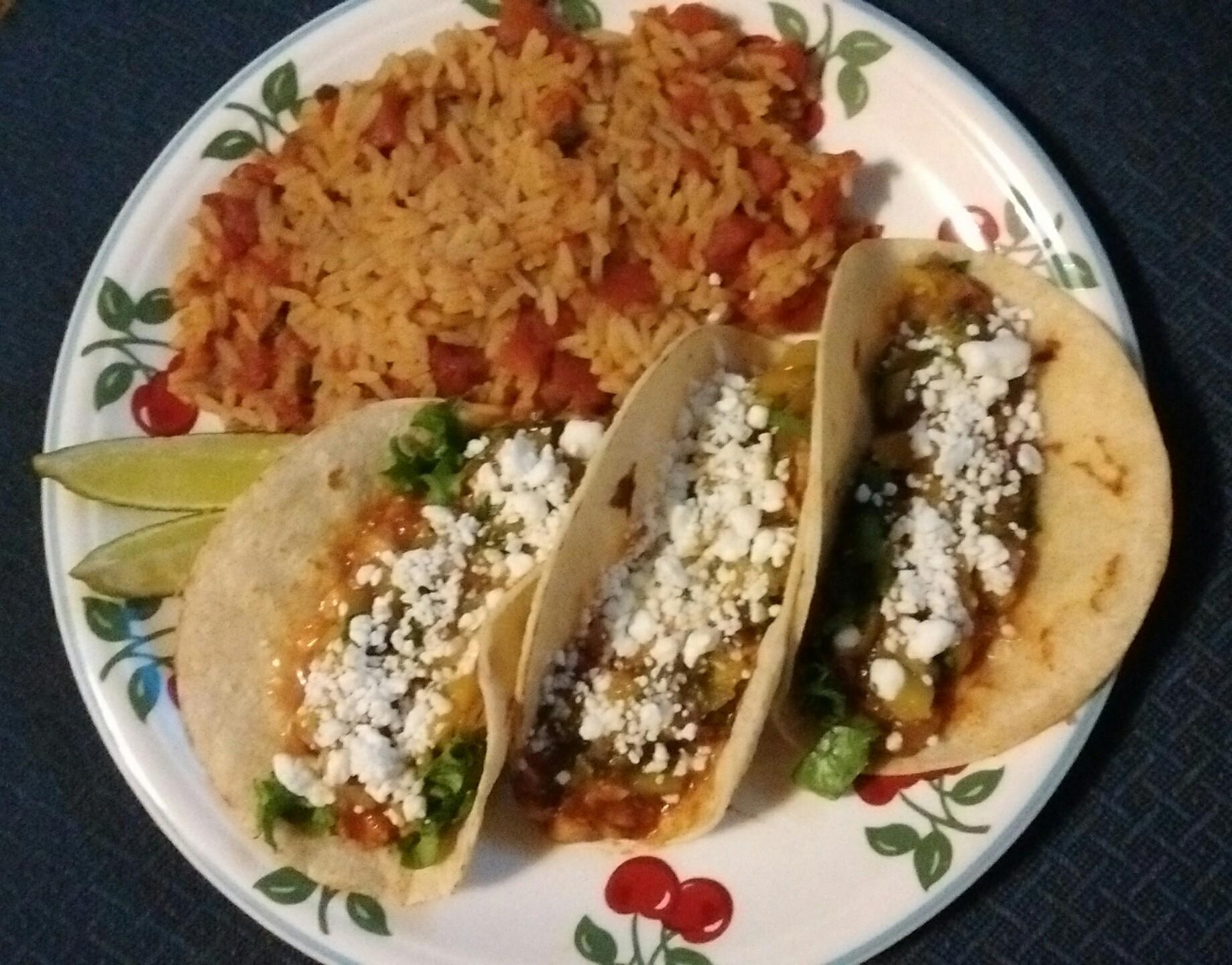 Tuna Fish Tacos Eric Robert Hunter