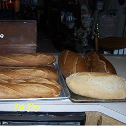 French Bread Harold's Bread