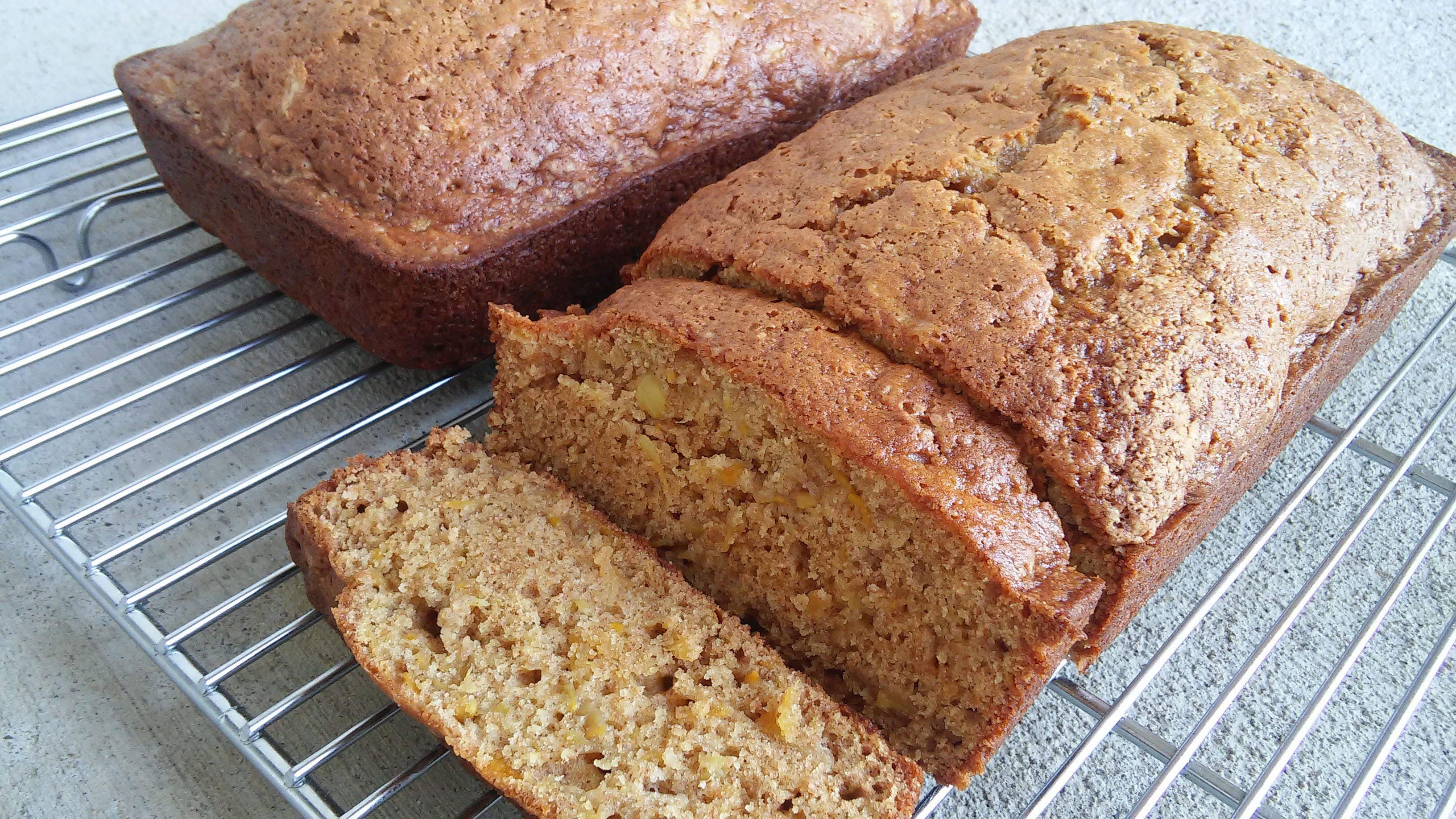 Sweet Summer Squash Bread Tammy Lynn