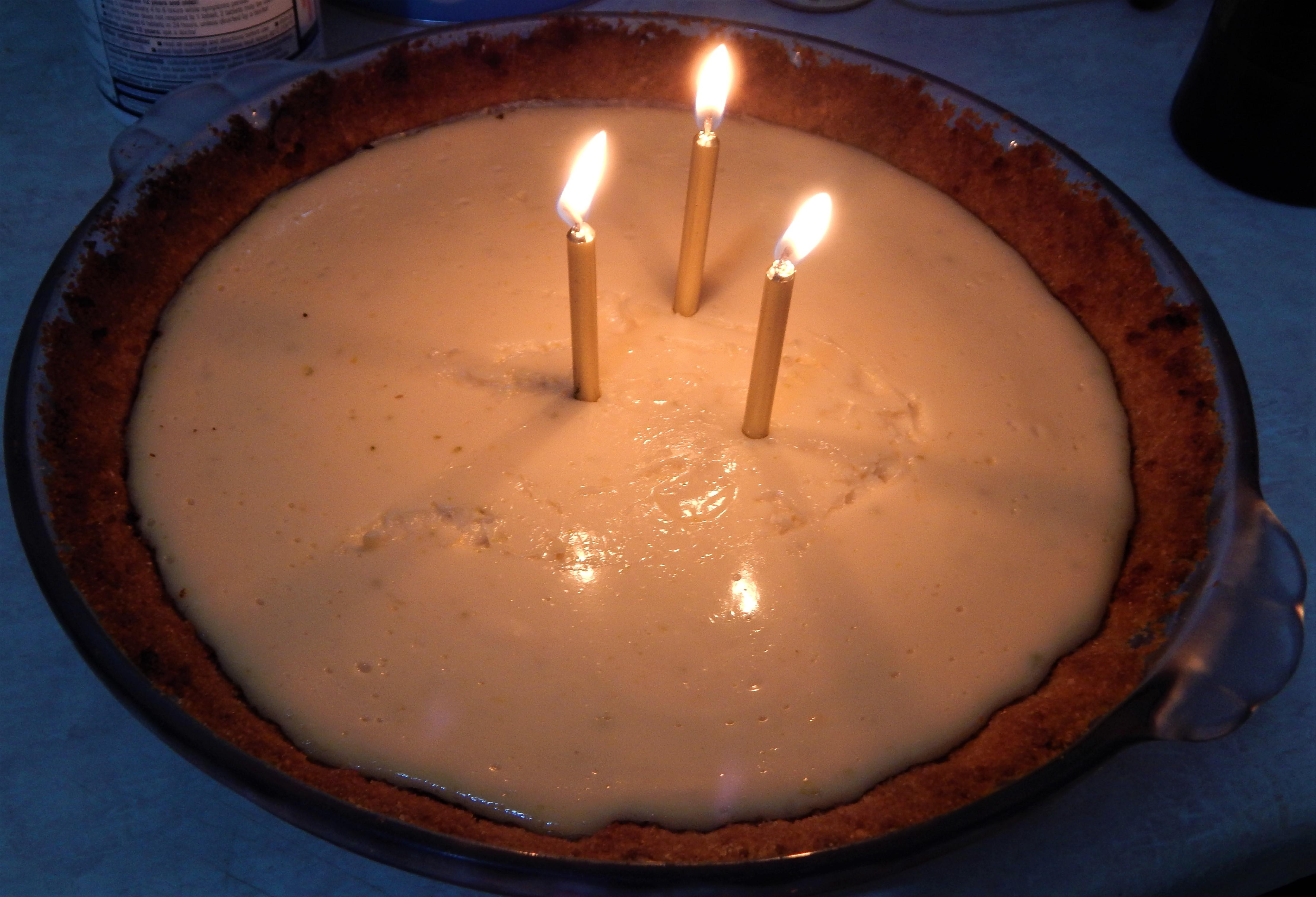 Phoenician's Key Lime Pie Heather Landon