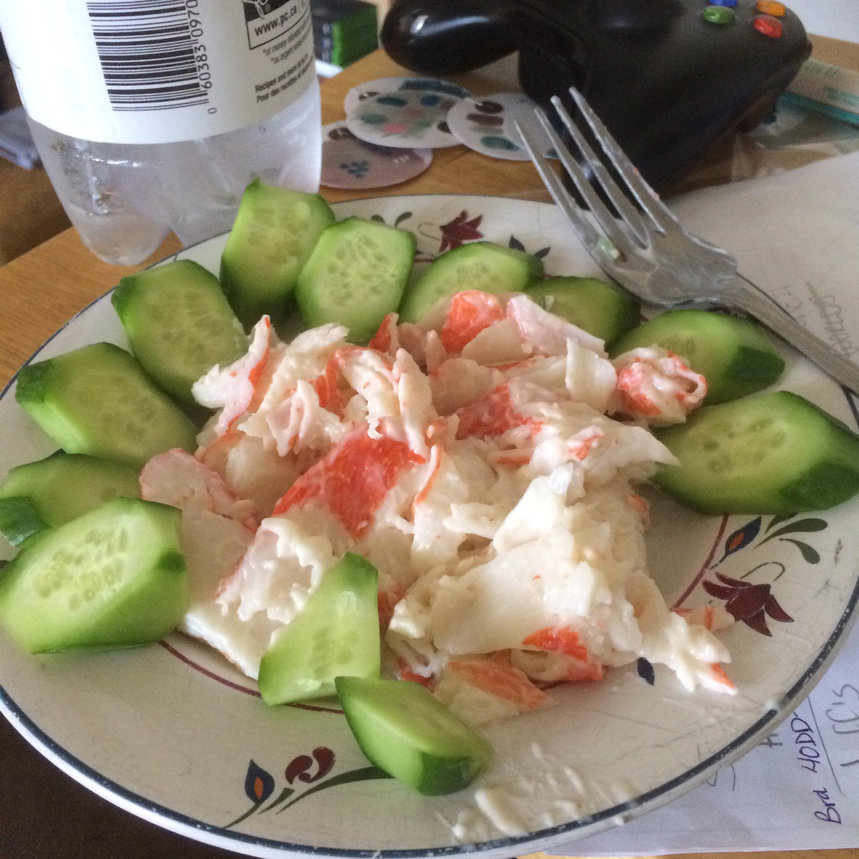 Seafood Salad III