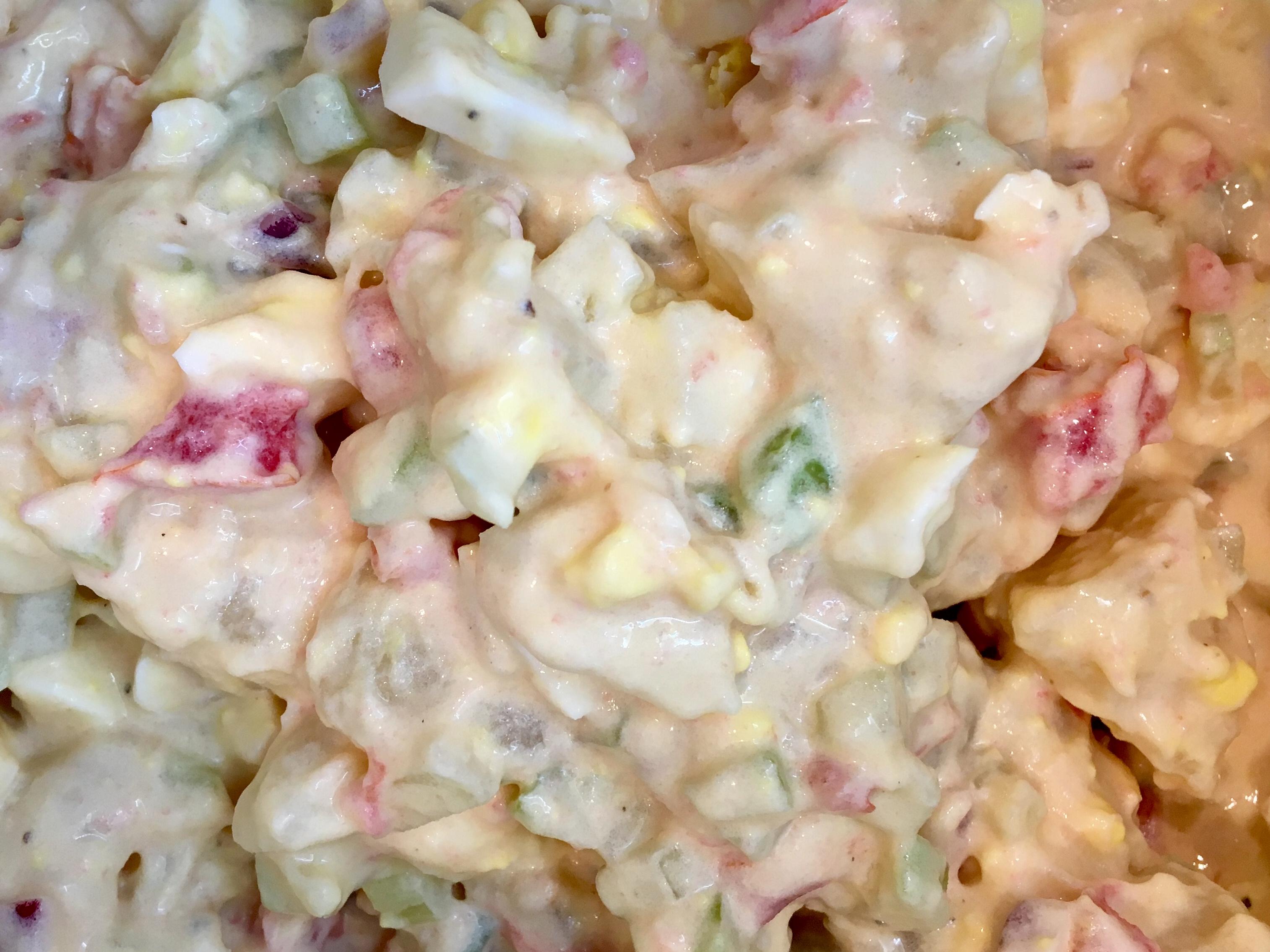 Quick Potato Salad Carol B
