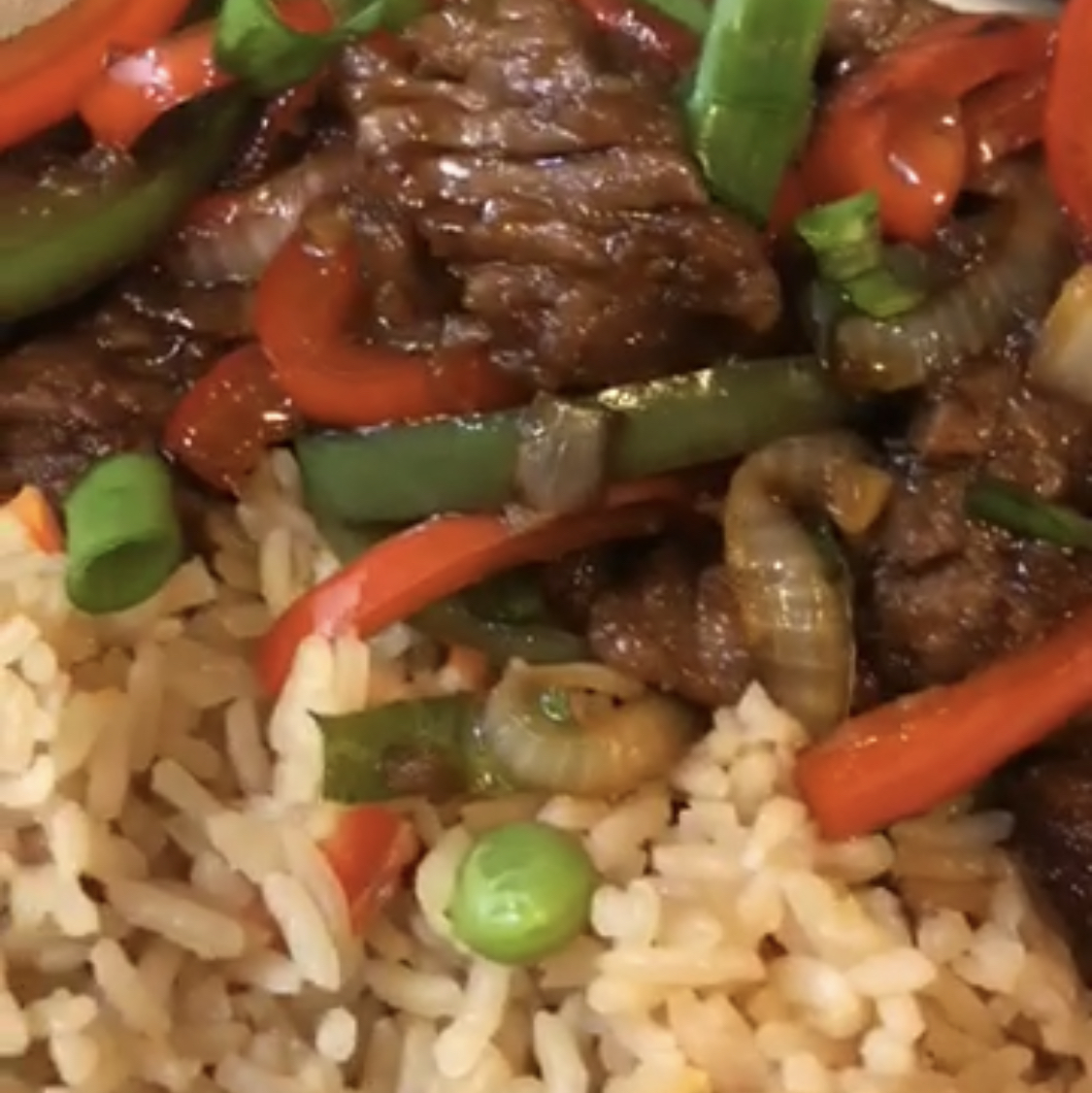 Mongolian Beef Adreamkilla