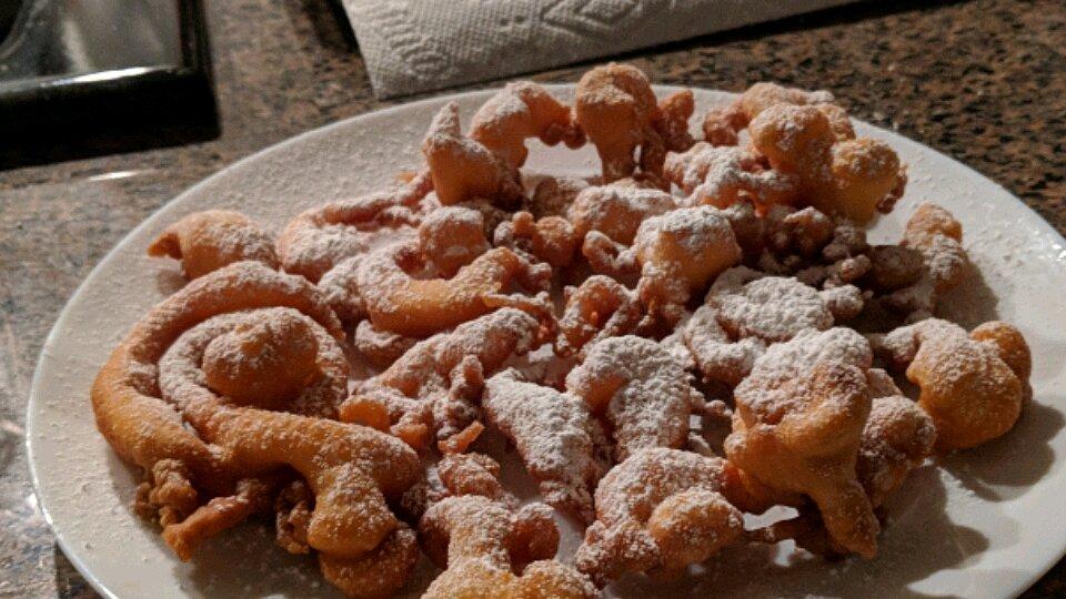 Funnel Cakes Recipe Allrecipes