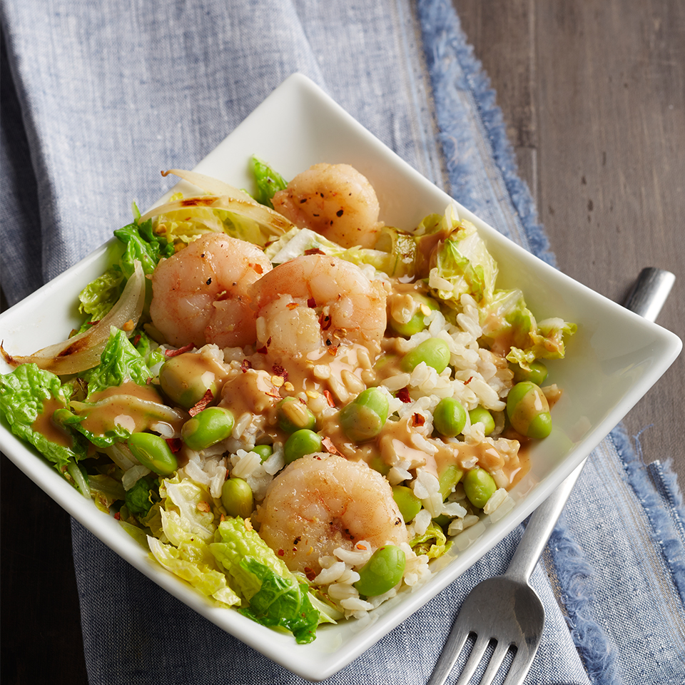 Asian Shrimp and Rice Bowls Trusted Brands