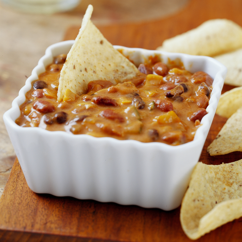 Vegetable Chili Con Queso Diabetic Living Magazine