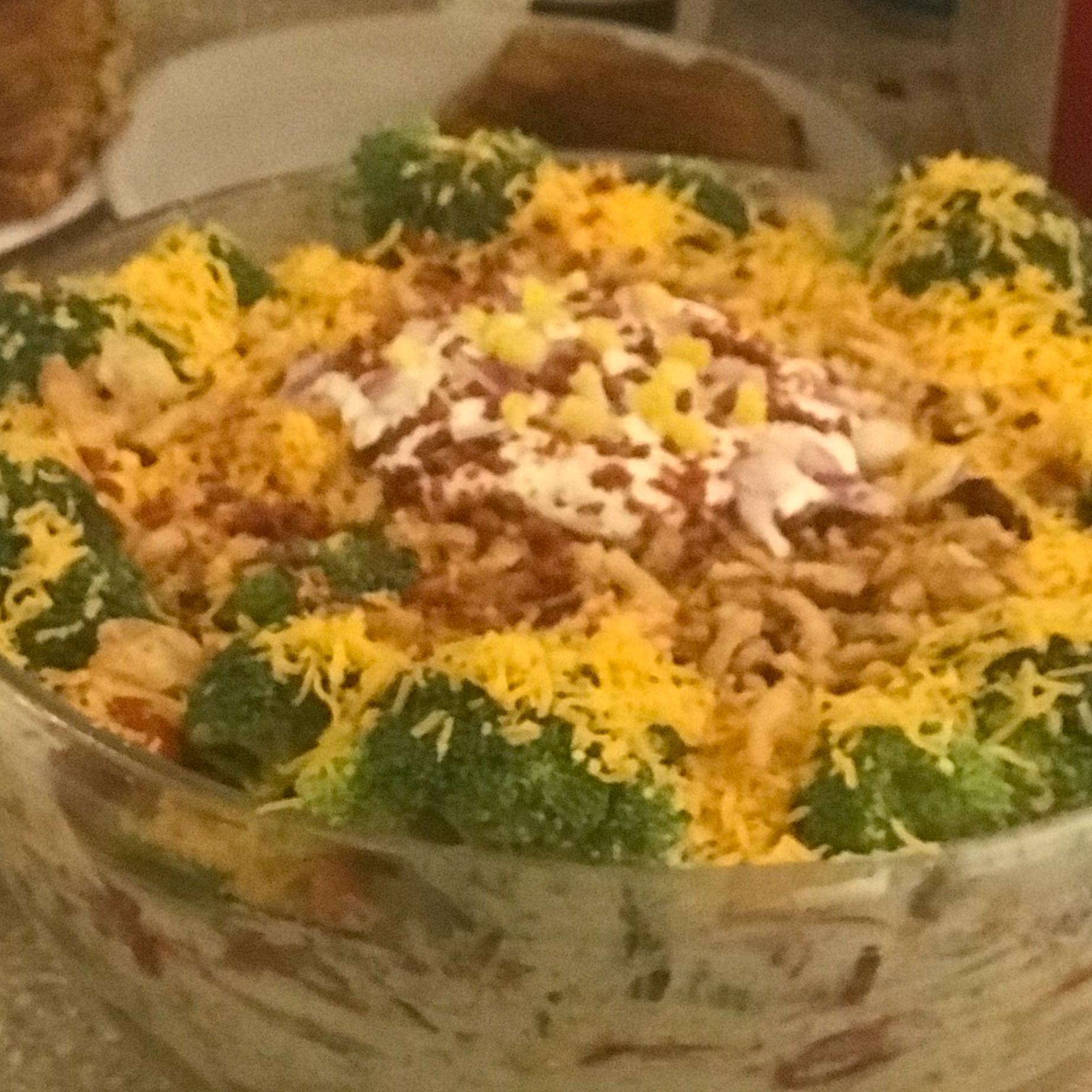 Mexican Cornbread Salad Sarah Judah- Israel
