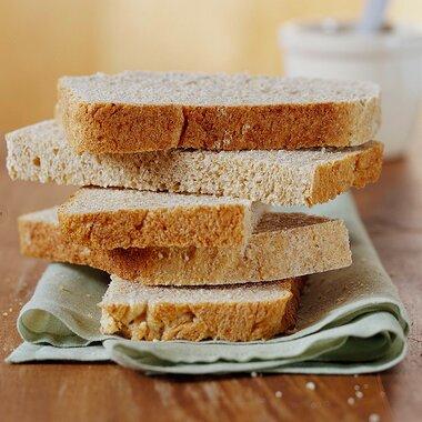 Four Grain Bread Loaf