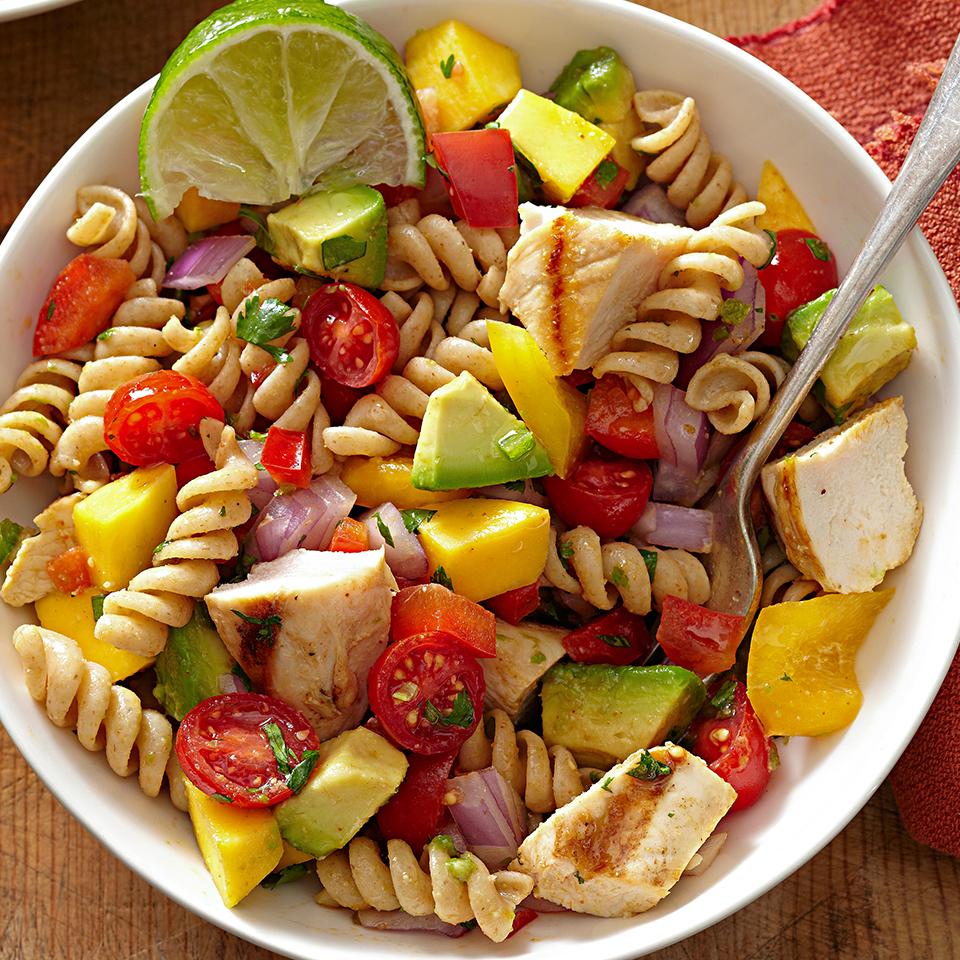 Cilantro-Lime Pasta Salad Trusted Brands
