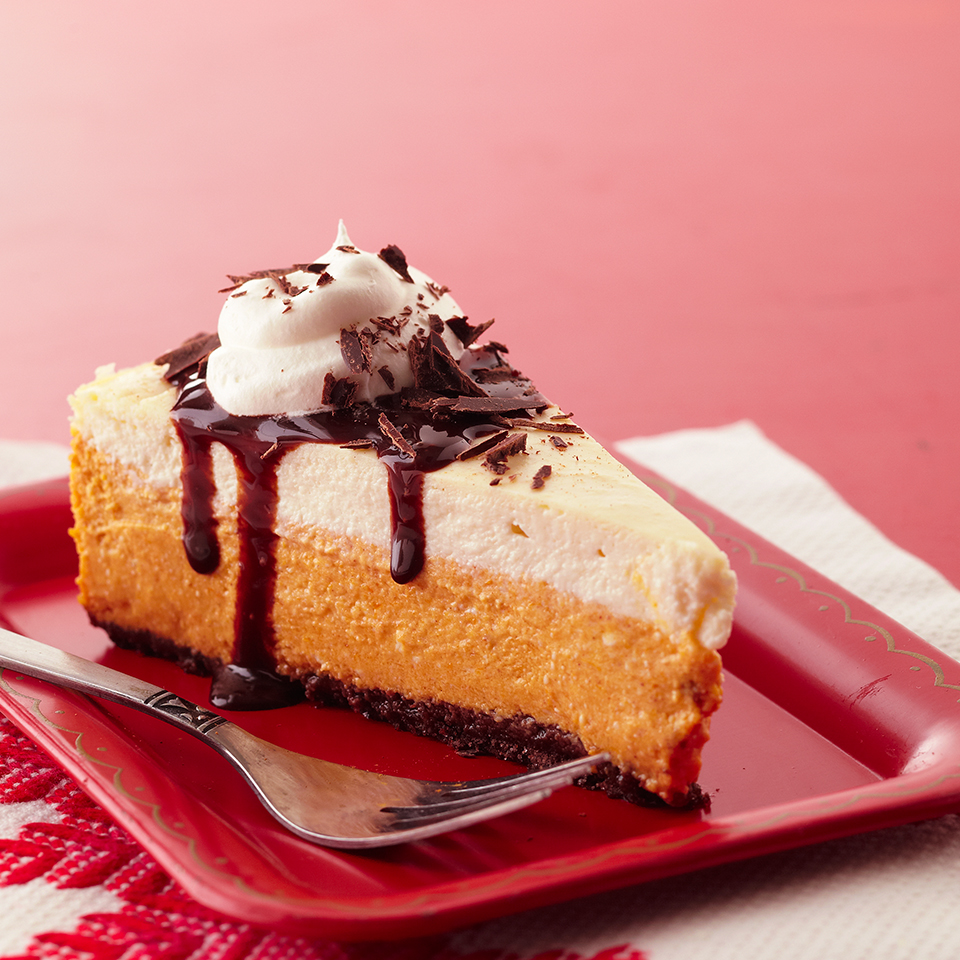 Pumpkin Cheesecake Allrecipes Trusted Brands