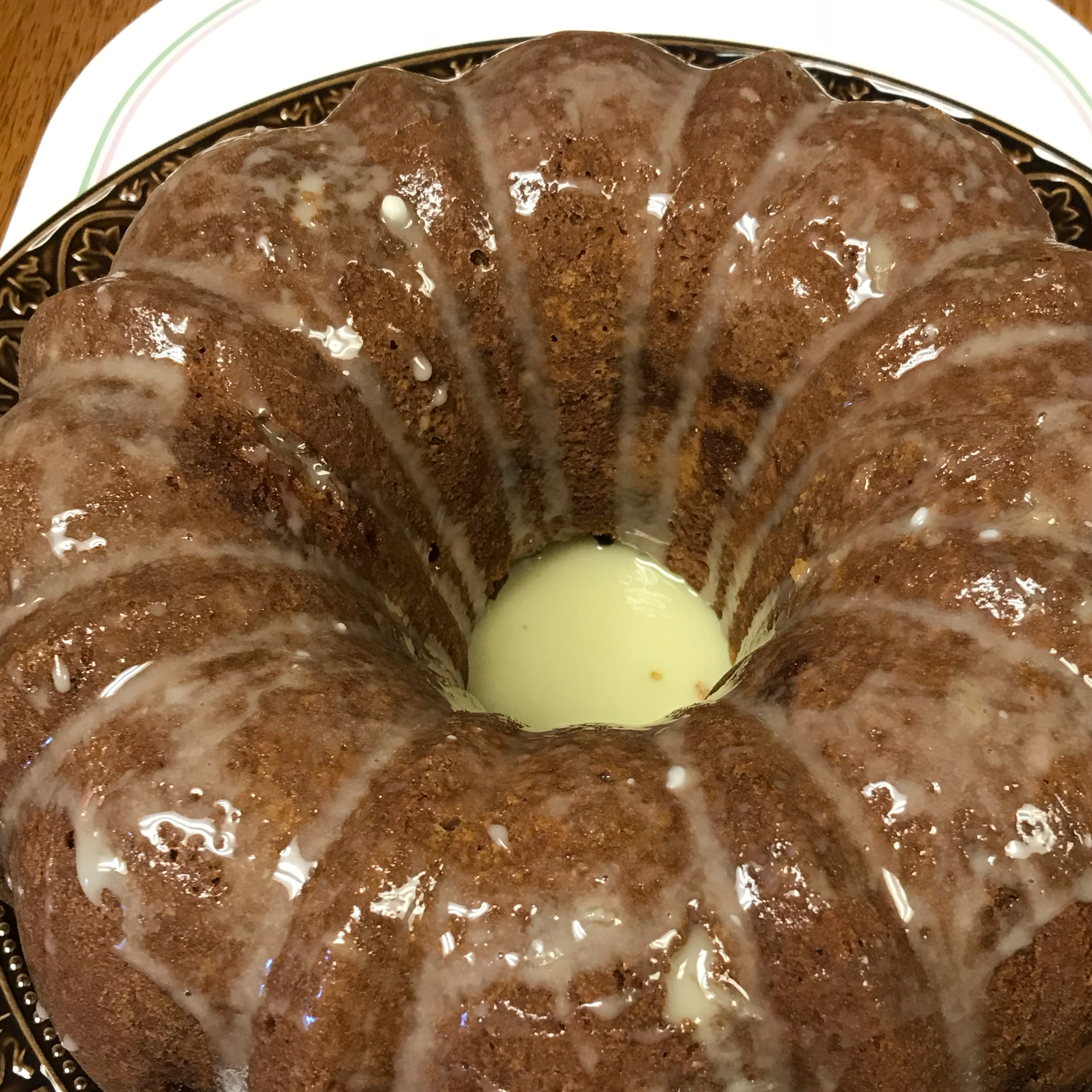 Jewish Apple Cake from Bubba's Recipe Box Peggy