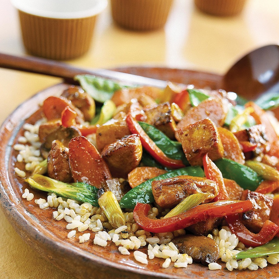 Chicken-Tofu Stir-Fry Trusted Brands