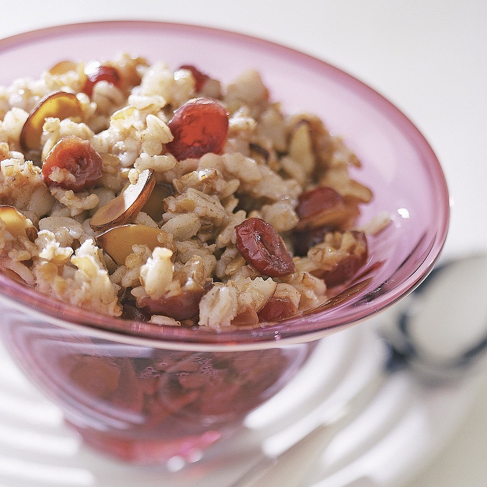 Cranberry-Almond Cereal Mix Diabetic Living Magazine