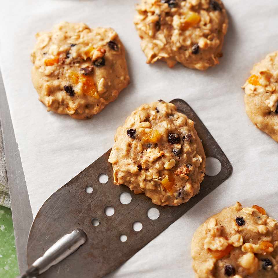 Fruited Oatmeal Cookies Trusted Brands