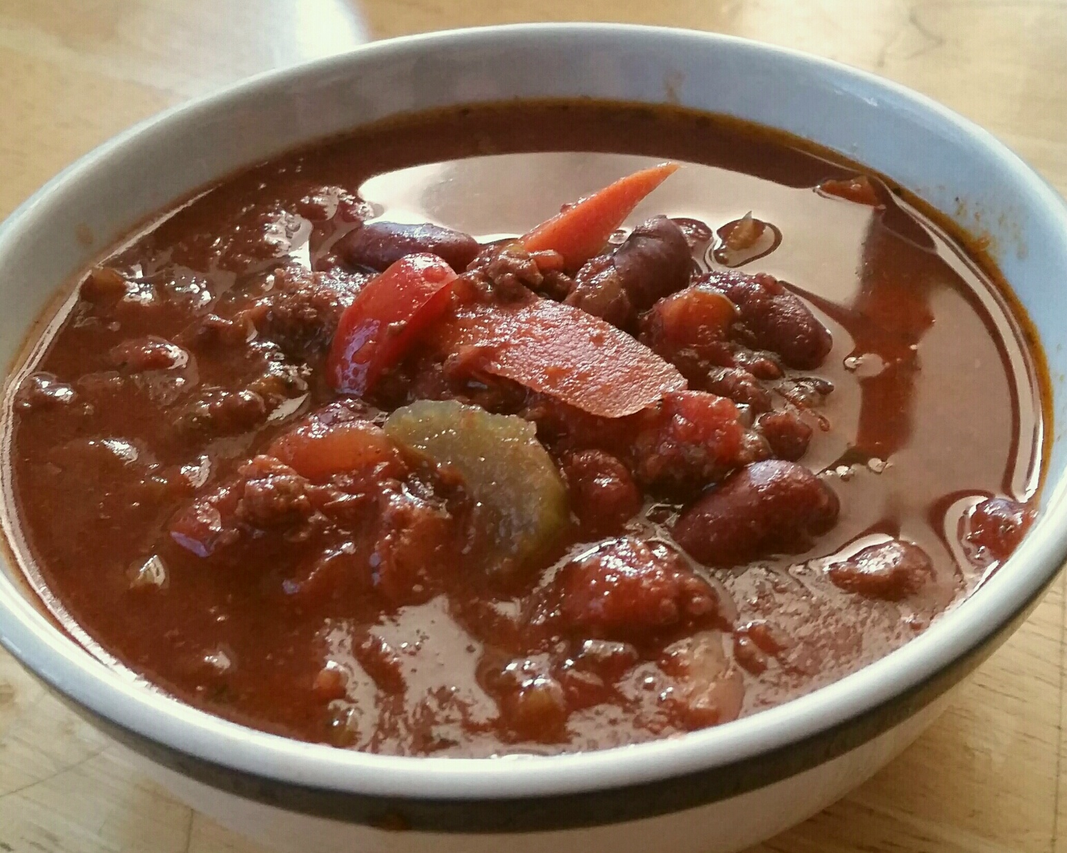 The Ultimate Chili