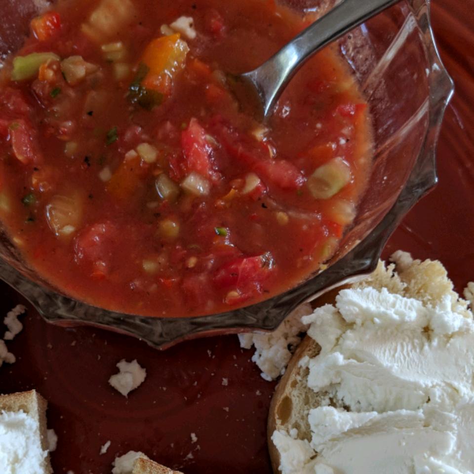 Chef John's Gazpacho mbonebrake