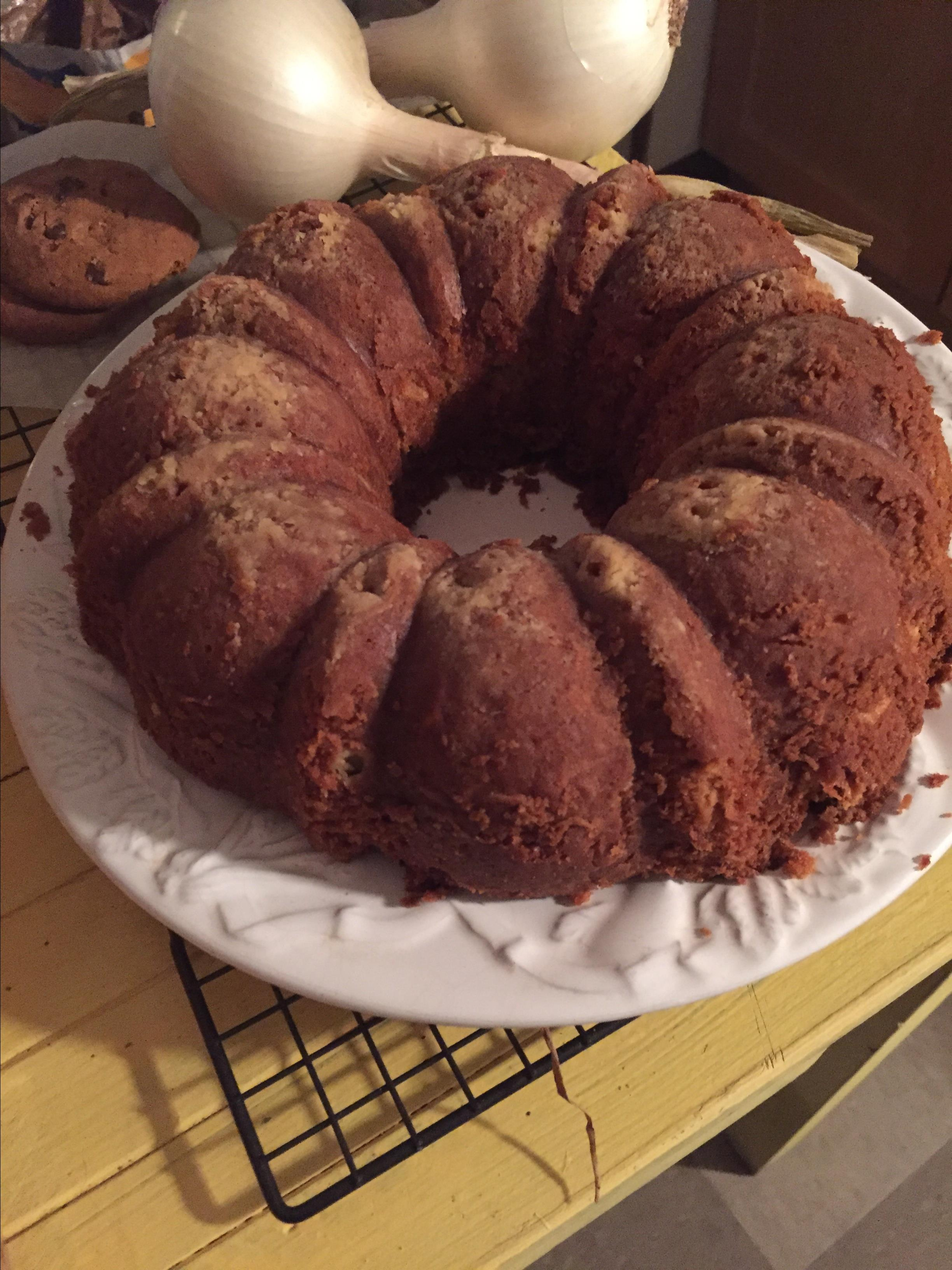 Vanilla Wafer Cake II Julia Hemingway (Miss J)