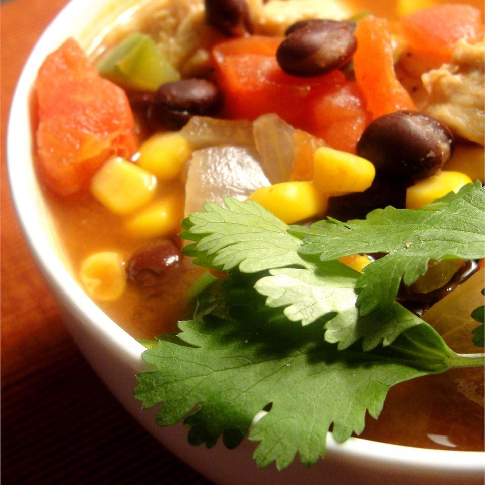 Chipotle Chicken Soup Cassie