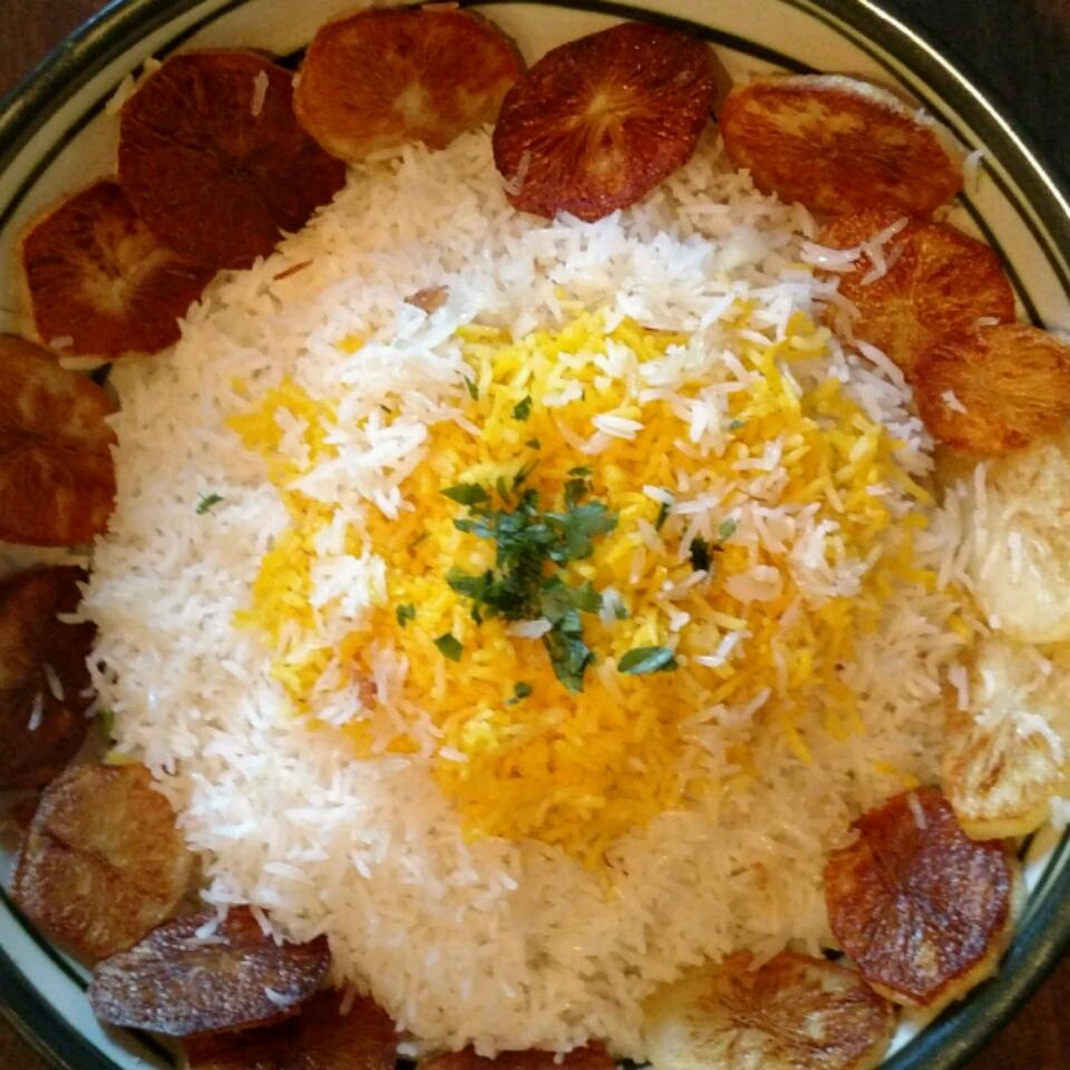 Persian Rice Chef John