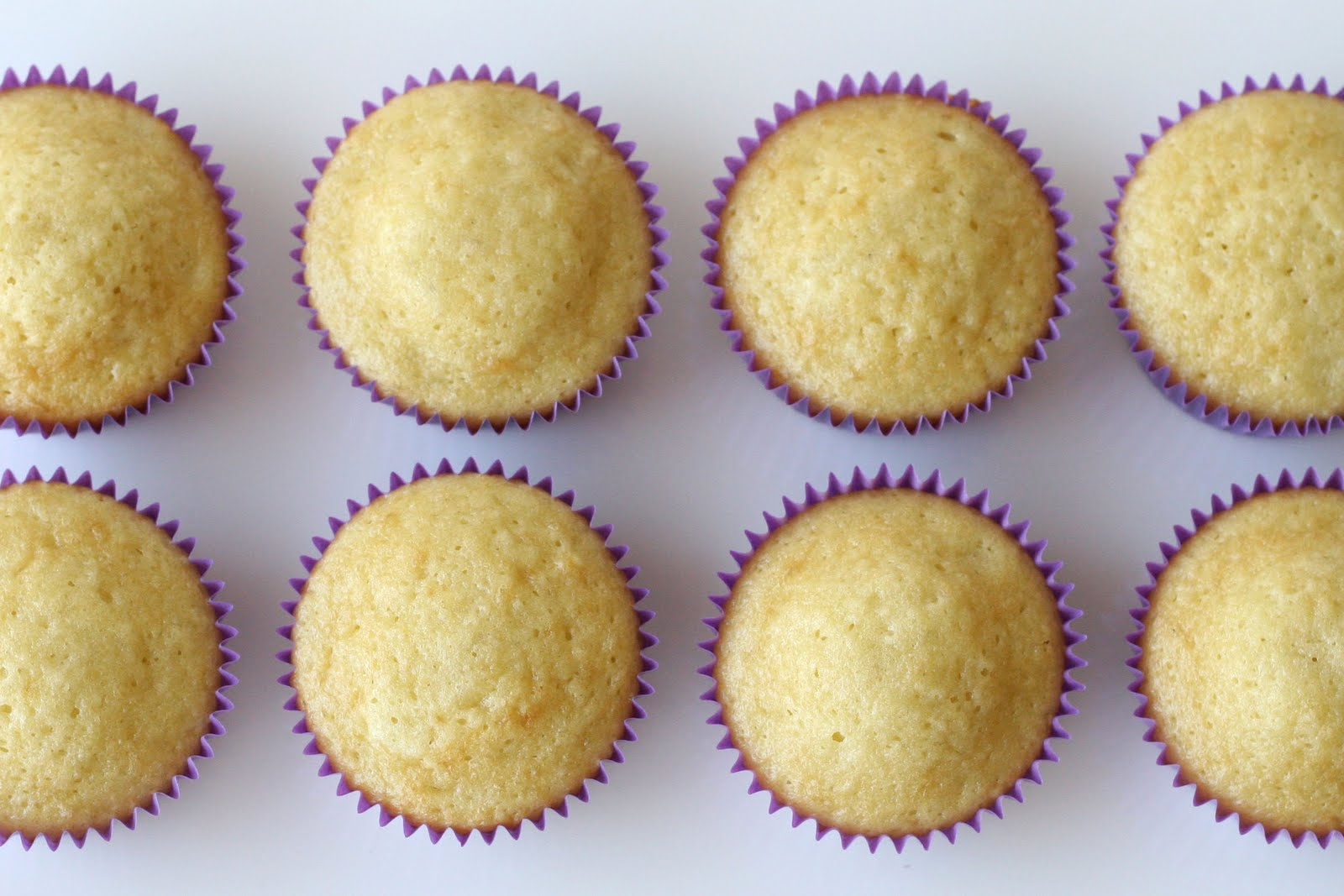 Gluten-Free Coconut Cupcakes