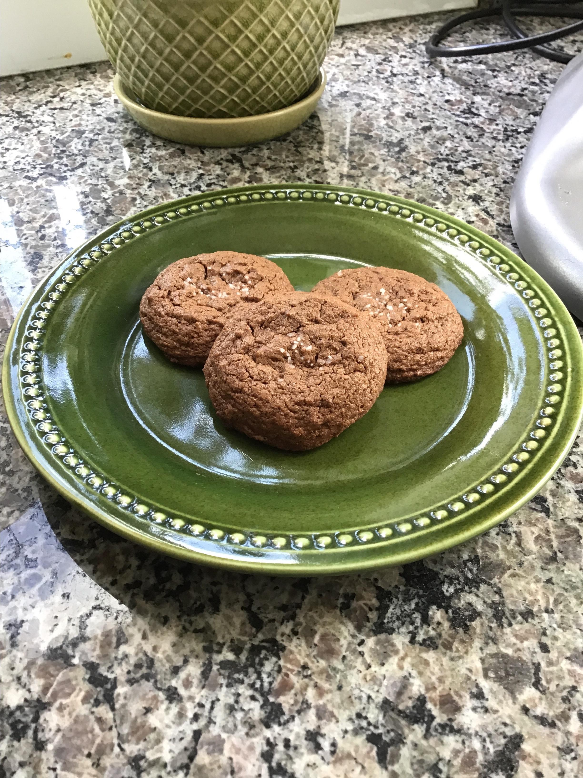 Chewy Chocolate Cookies II